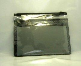布拉链夹网资料袋(D11)