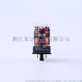 厂家销售MY2NJ HH52P小型中间继电器
