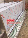安陽學校衛生間不鏽鋼小便槽定製
