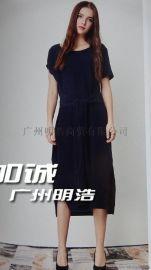 深圳品牌折扣女装CSG外贸女装货源哪里找