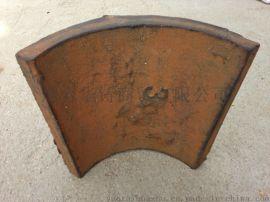 弧形抗腐蚀耐磨铸石板
