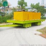 雙軌道車間搬運車產區運輸 平板拖車