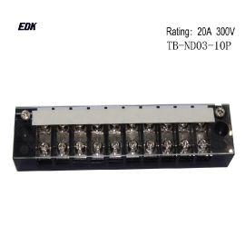 EDK螺丝端子台,螺丝端子排,端子台ML-20