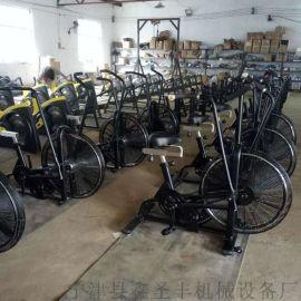 菲利斯1560系列家用健身风扇自行车