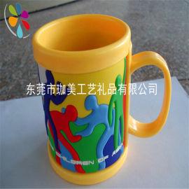 供应塑胶马克杯 广告马克杯 创意马克杯 品质保证