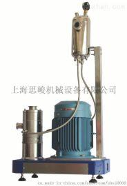 剪切系列聚乙二醇乳液超细乳化机