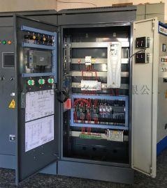恒压供水变频控制柜15千瓦配电柜一拖二