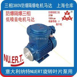 防爆隔爆高壓旋轉葉片泵用電機馬達EXDⅡBT4