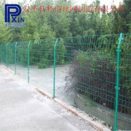 厂家直销双边丝护栏网防护网小区工地学校防护网隔离网