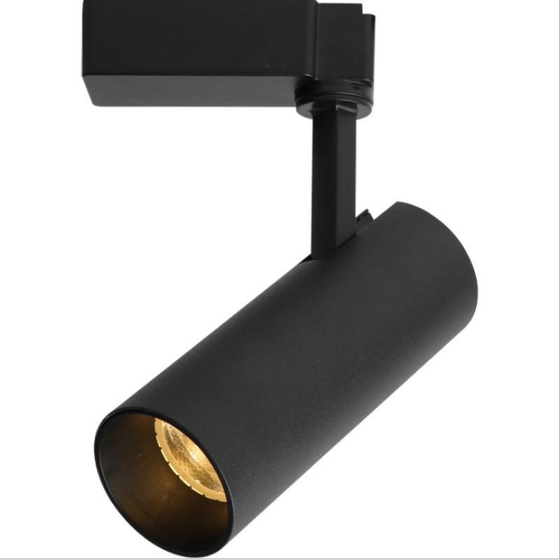 10W长筒轨道灯,商业照明轨道射灯