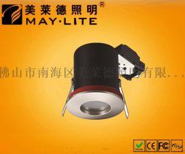 LED防火筒燈/滷素防火筒燈     ML-1318