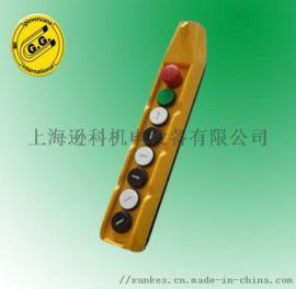 意大利GG按钮盒PL08K2201-6