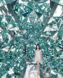 炫彩网红钻石隧道 梦幻钻石隧道 蓝洞厂家生产