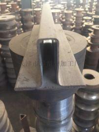 无缝异型管 冷拔异型管 双凹管 三角管 面包管