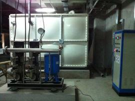 玻璃钢水箱 组合式玻璃钢水箱组成及性能