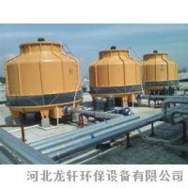 供应DBNL-100T玻璃钢冷却塔圆形逆流式冷却塔