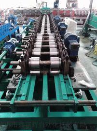 生产销售全自动卷闸门压形机械 生产车库卷闸门成型机