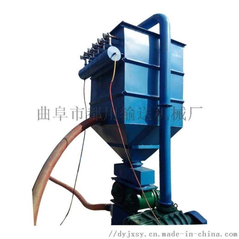 高扬程大豆吸粮机 自吸式软管吸粮机78