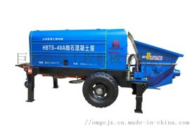 HTBS-20T轻质混凝土陶粒输送泵
