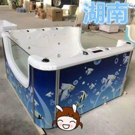 婴儿游泳池商用, 产后修复游泳设备,婴幼儿冲浪池