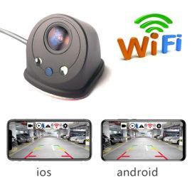 USB无线wifi左右侧视摄像头汽车盲区