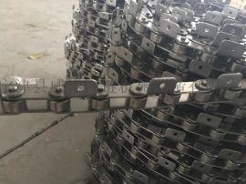 挂面生产线C2062双节距侧弯板输送链条