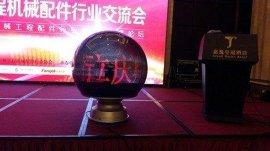 广州专业供应庆典活动启动道具水晶球租赁