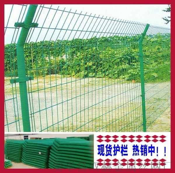 湖南公路防护设施  50元双边丝护栏网