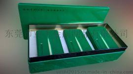 厂家定制**马口铁绿色中国茗茶茶叶铁盒