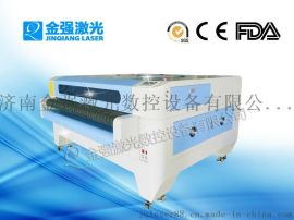 JQ1610汽车坐垫激光切割机,皮革布料激光切割机
