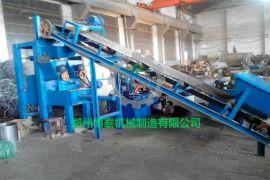 郑州博泰机械直销 BT-1T-4 宠物垫窝 木屑刨花压块包装机