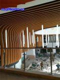 铝方通造型吊顶 铝方通波浪板 重庆异形铝方通厂家