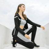 2018秋冬新款运动健身服套装女透气速干跑步瑜伽服