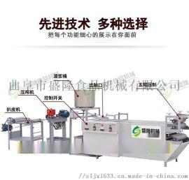 家庭作坊千张干豆腐机 吉林大型全自动干豆腐机报价