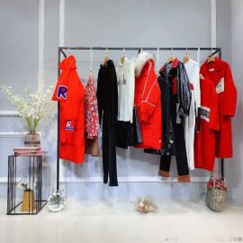 女装批发哪里便宜时尚她衣柜值不值得加盟女装尾货抹胸连衣裙品牌女装地摊韩版女装