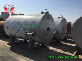 2吨燃油燃气导热油锅炉热风型(又称有机热载体锅炉)