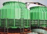小型工业玻璃钢冷却塔 圆形逆流式散热冷却塔