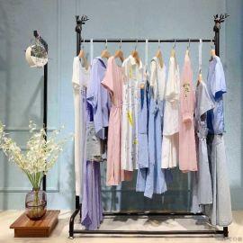 外套女装韩版她衣柜哈尔滨哈西万达品牌女装尾货女式皮衣免费女装代理
