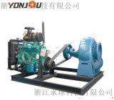 HW型渦殼式臥式混流泵