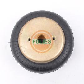 福莱斯橡胶空气弹簧减震气囊避振器 皮囊气缸
