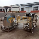 涂裹生产线专用D400浸浆机 藕合、鱼饼上浆机