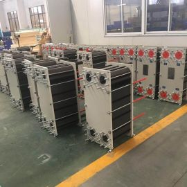 i60B-32D 液压站润滑油冷却器 板式换热器