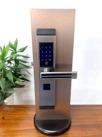 样品批发手机远程管理公寓民宿长短租酒店感应密码锁智能电子门锁