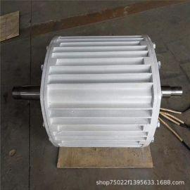 永磁三相四线发电机交流直驱低转速发电机水利  5千瓦发电机