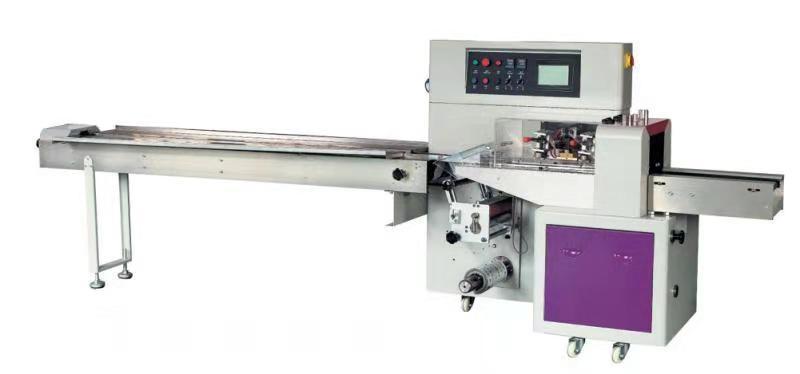 厂家供应枕式包装机 手套卡片包专机数据线包装机 日用品包装机