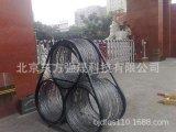 现货生产 热销供应马路单筒阻隔网 行车到道 单位大门 三桶阻隔网
