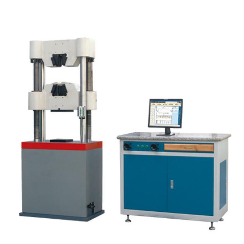 300kn电脑控制液压万能试验机 万能材料拉伸试验机