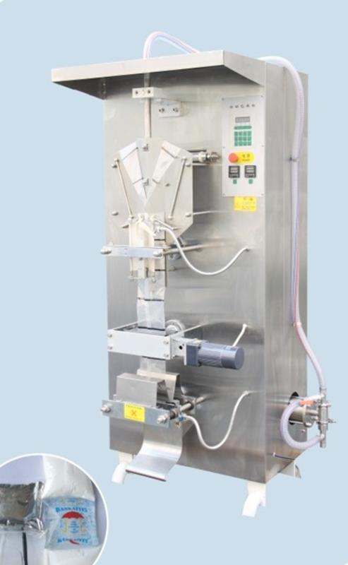 廠家直銷全自動多功能立式包裝機袋裝料酒糖漿等液體包裝機