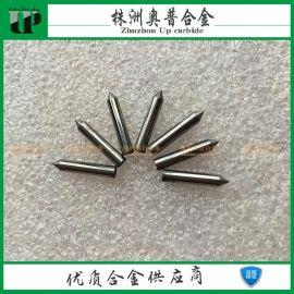 YG6X硬质合金圆棒雕刻刀 烧结陶瓷钨钢圆棒