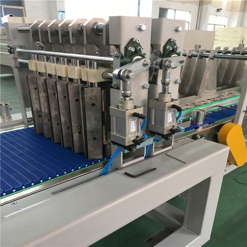 直线式高速包装机(碳酸饮料)HG-1200